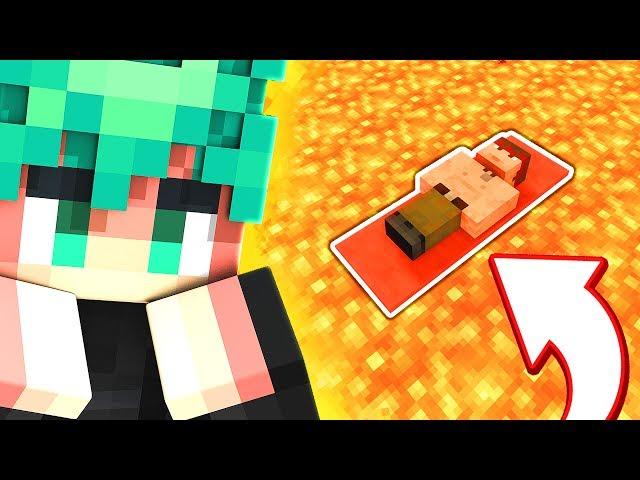 LA GARA PIÙ PERICOLOSA, IL PAVIMENTO È DI LAVA!! — Deathrun   Minecraft ITA