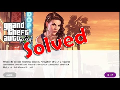 gta 5 connection to download server lost hatası 2018