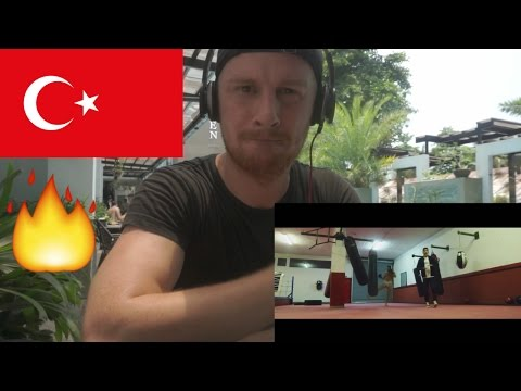 (WOW!!) TURKISH RAP REACTION // Sagopa Kajmer - Sertlik Kanında Var Hayatın (Official Video)
