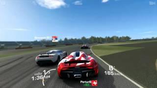 Corrida Com o Carro Mais Rápido do Real Racing 3