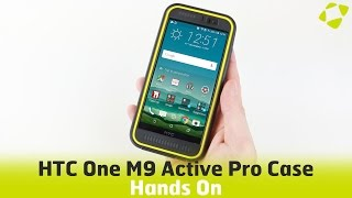 Official HTC One M9 Active Pro Waterproof Case Hands On Review(Click here to subscribe: https://www.youtube.com/channel/UCS9OE6KeXQ54nSMqhRx0_EQ?sub_confirmation=1 ..., 2015-06-04T15:28:54.000Z)