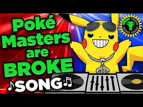 Game Theory - POKEMON MASTERS ARE BROKE Songify Remix by Schmoyoho (Official Music Video)