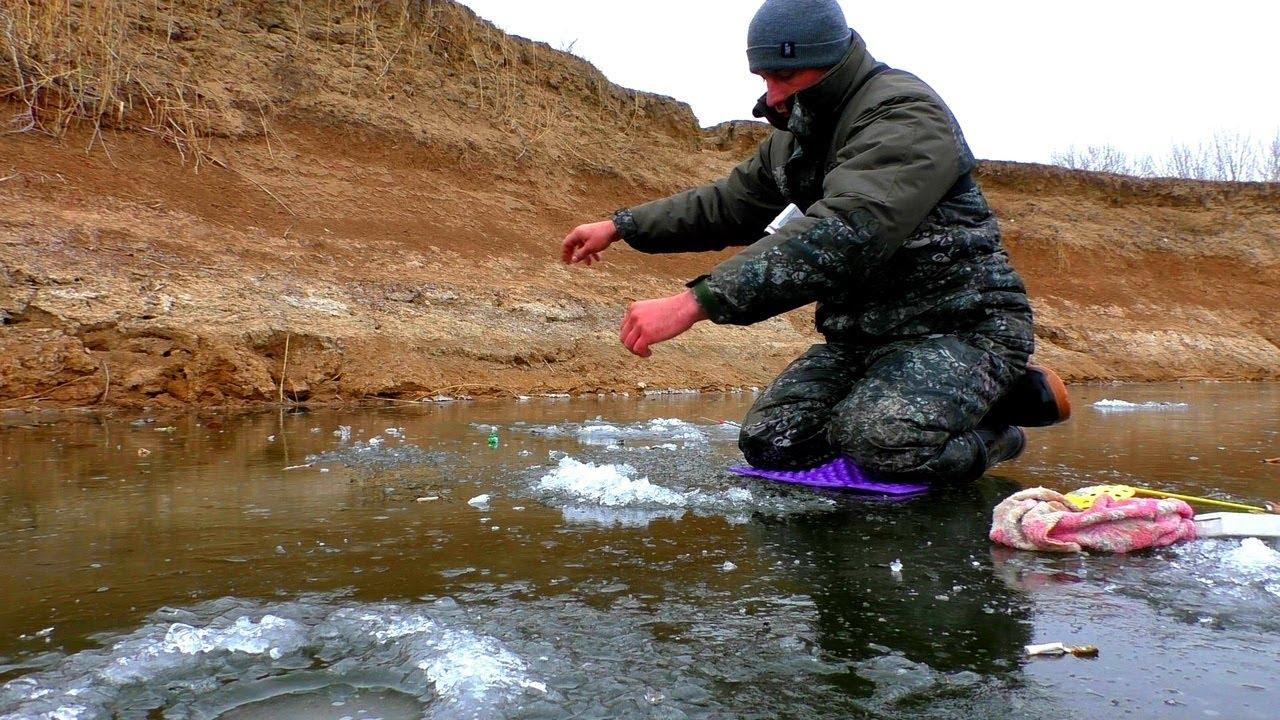 ПОД ЭТИМ ОБРЫВОМ КУЧА РЫБЫ СЕКРЕТЫ ЛОВЛИ ЗИМОЙ зимняя рыбалка 2019