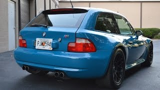 1999 bmw z3 m coupe walk around