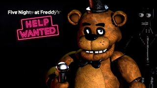 FIVE NIGHTS AT FREDDY'S 1 COMPLETO - Five Nights at Freddy's: Help Wanted (Horror Game)