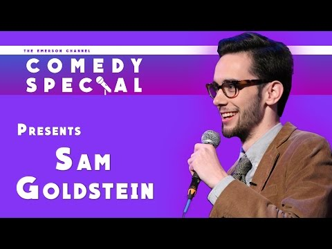 Sam Goldstein – The Emerson Channel Comedy Special