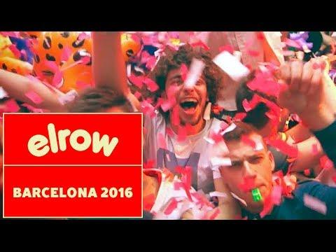 AFTERMOVIE: elrow NEW YEARS I Barcelona 2016 I elrow