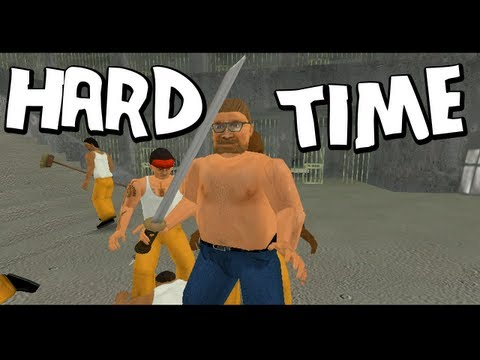 Free Games: - Hard Time Gameplay! (A Prison Simulator)