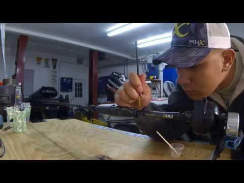 1 Minute MHX Rod Build