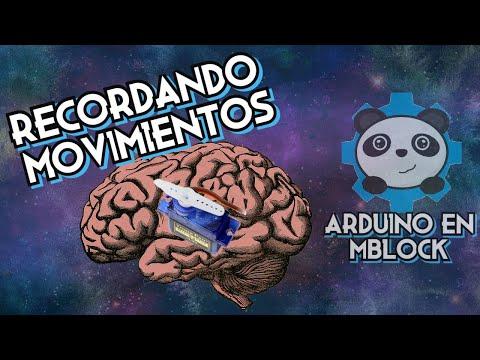 Arduino en mBlock 6: Servomotores con Memoria