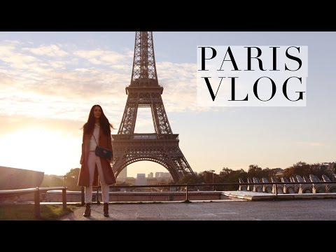 What to Do and Wear in Paris? Travel Vlog | Tamara Kalinic