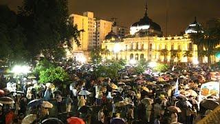 Miles de tucumanos participaron de la