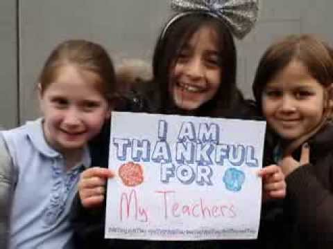 Thanksgivukkah at Ramaz Lower School (2013)