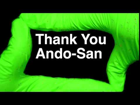How to Pronounce Thank You Ando-San
