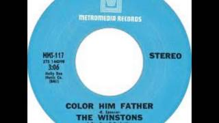 The Winstons - Color Him Father 1969