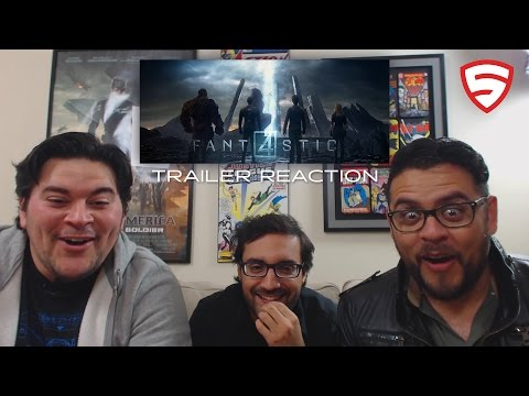 Fantastic Four (2015) - Teaser Trailer Reaction & Review