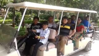 family tour Pavapuri Rajasthan