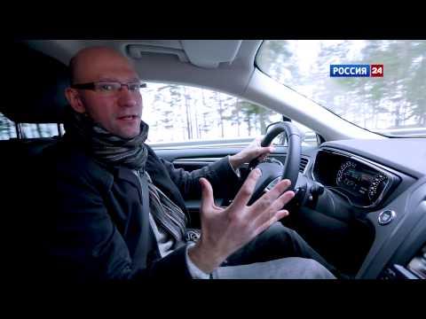 Тест-драйв Ford Mondeo 2015 // АвтоВести 207