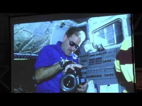 Jim Newman NASA Astronaut Hubble Space Telescope Repair Human Spaceflight