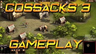 Cossacks 3: Guardians of the Highlands GAMEPLAY PC ( 1080p 60fps )