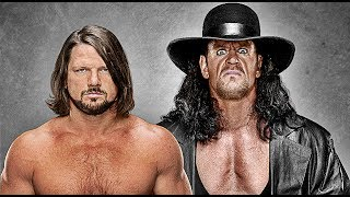 AJ Styles vs The Undertaker Survivor Series 2017 Promo HD (Special Edition)