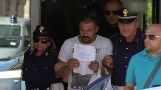 Man arrested on suspicion of murder of Nigerian asylum seeker in Italy