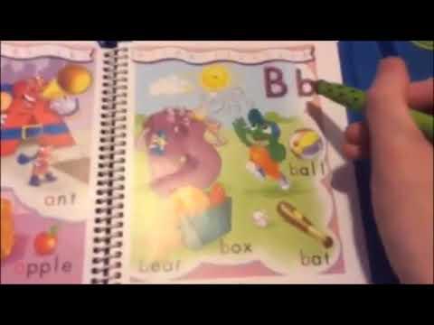 Leapfrog Leappad Alphabet Adventures 2002 Youtube