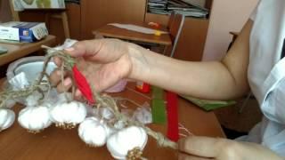 видео Рукоделие для кухни своими руками