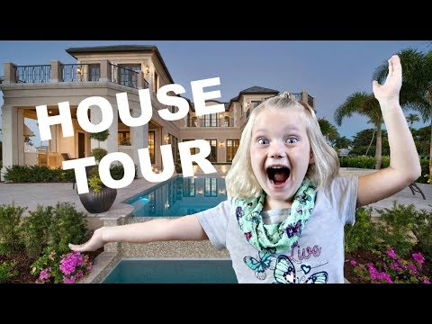 Download Youtube: NEW HOUSE TOUR!!!