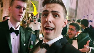LACHLAN AND VIKKSTAR DANCE BATTLE AT PRESTON'S WEDDING!!   NoBoom