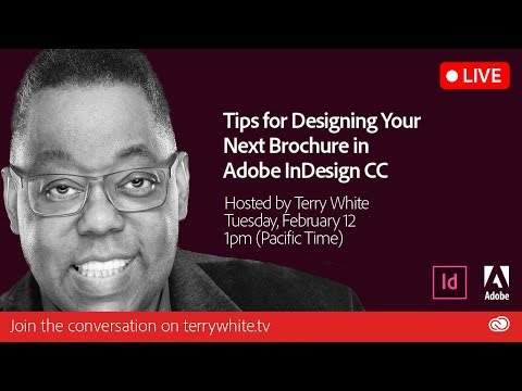 Tips for Designing Your Next Brochure in Adobe InDesign CC