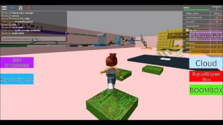 Roblox Escape from the iphone with the participation Ldo my friend Dabremo