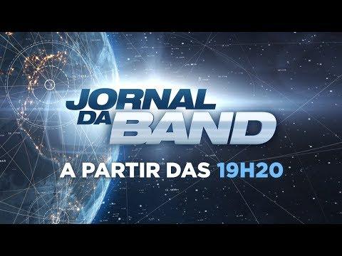 JORNAL DA BAND - 22/01/2020