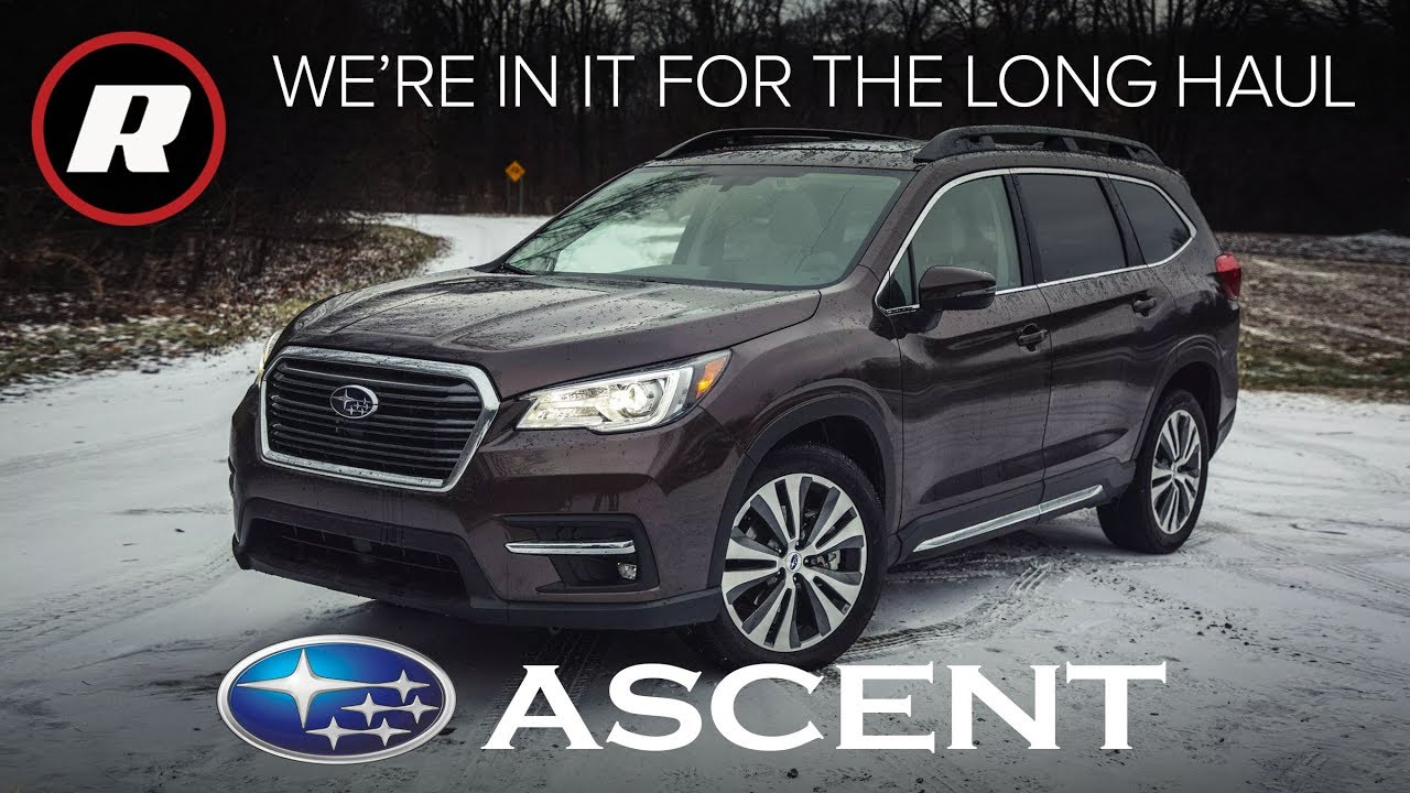 2019 Subaru Ascent: Introducing Roadshow's latest long-termer
