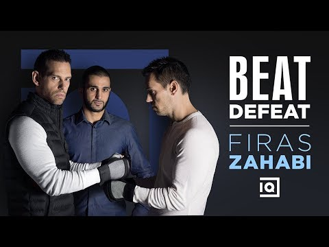 Beat Defeat with Warrior Philosophy - Firas Zahabi | Inside Quest #41