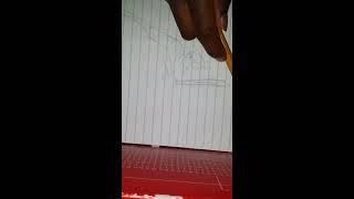 How to draw kia