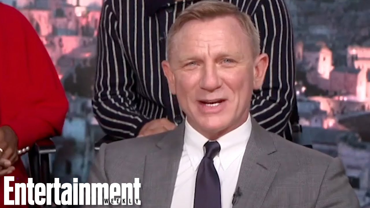 What Daniel Craig Has to Constantly Remind People About Bond + Final Word | Entertainment Weekly