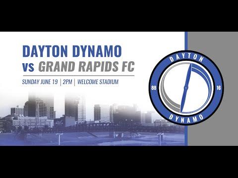 Dayton Dynamo vs Grand Rapids FC 6-19-16