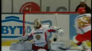 LG Hockey Games 2009 Finland vs Russia 7/02/09