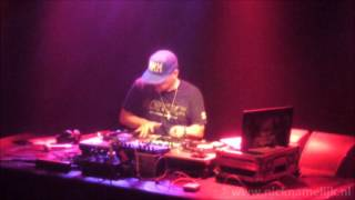 Mix Master Mike (Beastie Boys/Invisibl Skratch Piklz) @ Melkweg, 24-09-2015