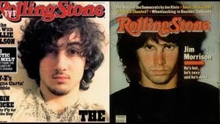Rolling Stone Boston Bomber Cover Controversy