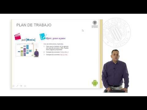 Android: Programación de aplicaciones |  | UPV