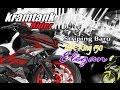 8 Modifikasi Striping Baru Yamaha MX King 150 - Bikin Motor Elegan