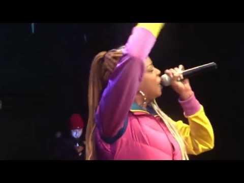 "Rah Digga ""Angela Davis"" (Live @ BOOGIE MICS, The Point, The Bronx, New York)"