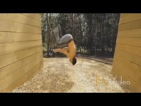 Amazing People Skill Compilation - Best Parkour and Acrobatics 2017  || PuVideo