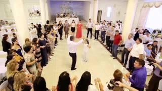 Езидская свадьба. Роман и Инесса. Краснодар 2014
