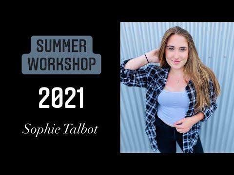 Summer Workshop 2021 - Sophie Talbot