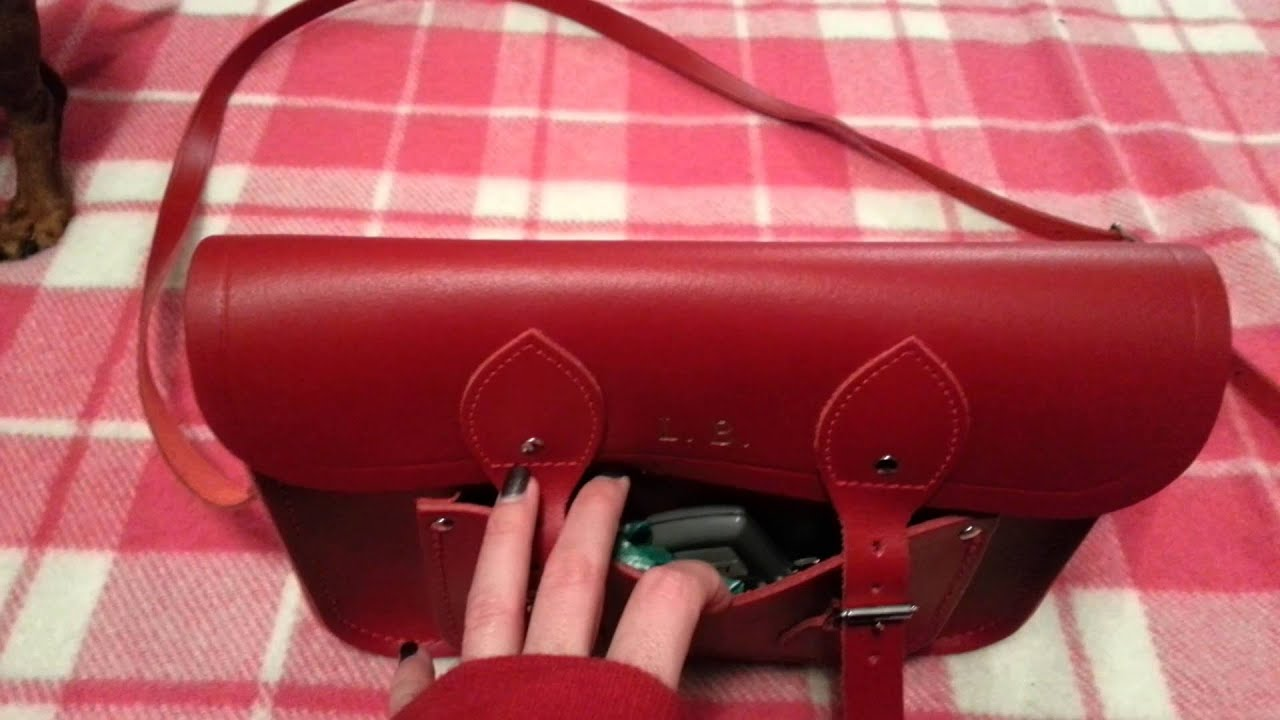 Discover The Original Satchel Maker • The Leather Satchel ...