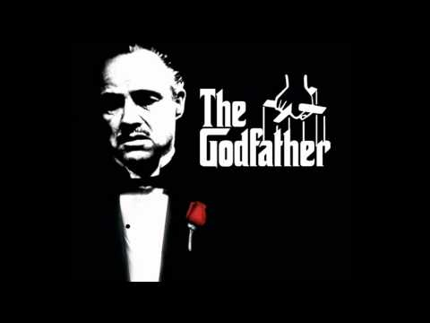 The Godfather  Main Title The Godfather Waltz  HQ  Nino Rota