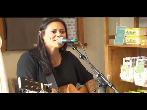 Anika Moa sings songs for bubbas